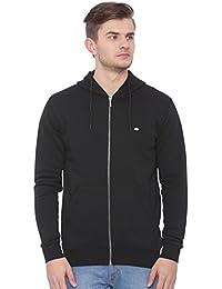 Proline Mens Black Sweat Shirt(PC13037RBK)