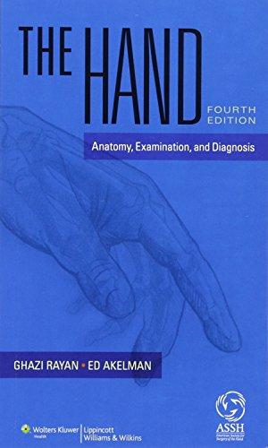 The Hand. Anatomy, Examination, And Diagnosis 4