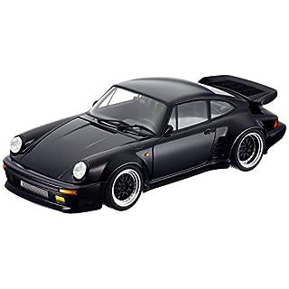 AUTOart 78156Porsche 911/930Turbo–Wangan Midnight Blackbird–Echelle 1/18, schwarz