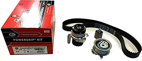 GATES TIMING BELT KIT + WATER PUMP & XTREMEAUTO INSTANT
