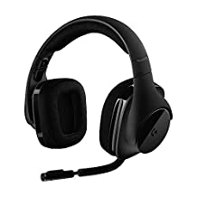G533 Wireless Gaming Headset - Zwart