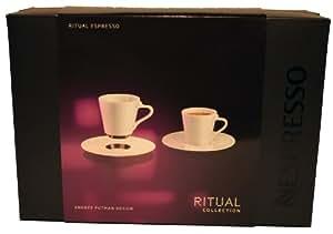 Nespresso Ritual Ristretto - 2 Tasses