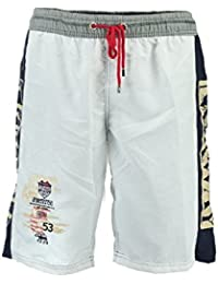 Geographical Norway–Geographical Norway quepi Swimsuit Men White