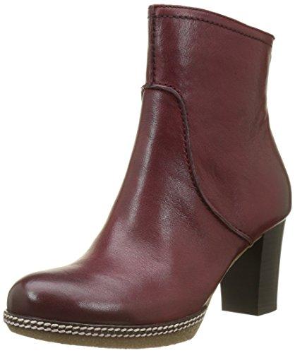 Gabor Shoes Damen Comfort Sport Stiefel, Rot (Dark-Red Micro), 38.5 EU