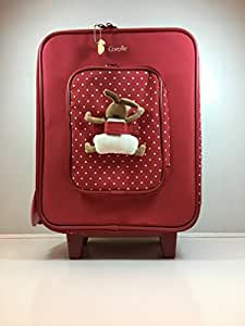 Corolle - Valise gm rouge - 58285