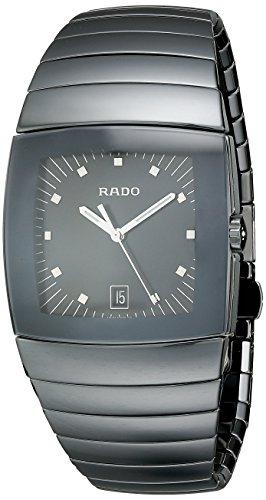 Rado Herren-Armbanduhr Analog Quarz Keramik 156.0723.3.016