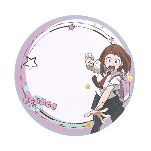 yuhiugre Niedliche runde Haftnotizen Kawaii Anime Charakter