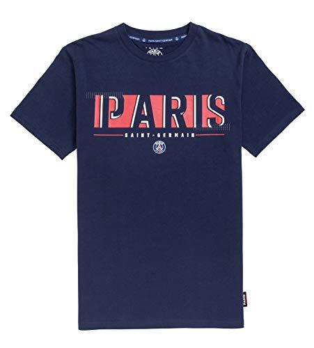 PARIS SAINT GERMAIN T-Shirt PSG Offizielle Kollektion - Herrengröße XXL
