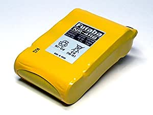 RCECHO 174; Futaba Model NR-4RB 1000mAh 4.8V Ni-Cd RC Hobby Receiver Battery FB220 174; Version Complète Apps Édition