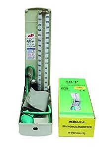 MCP Mercury Blood Pressure Apparatus Deluxe