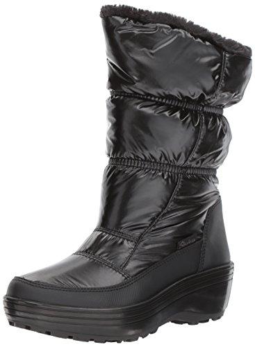 Skechers Damen Alaska Stiefel, Schwarz (Black), 39 EU