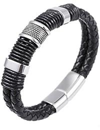97b9db3a625d Amazon.es  cierres para pulseras magneticos - Acero inoxidable  Joyería