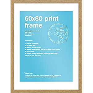 GB Eye FMSBA1OK Bilderrahmen, 60 x 80cm
