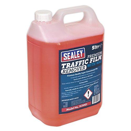 Sealey SCS001 TFR Spezialwaschmittel mit Wachs konzentriert 5Ltr