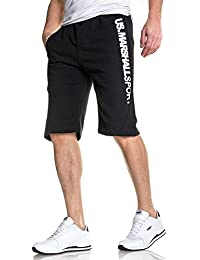 Amazon.fr   US MARSHALL - Shorts et bermudas   Homme   Vêtements d2fd5f4bdcd