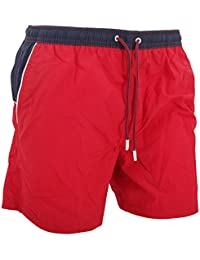 Brave Soul Mens Oceans Two Tone Lined Swim Shorts