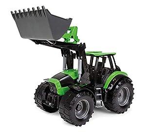Lena Worxx 04603 modelo de vehículo de tierra Previamente montado Modelo a escala de tractor 1:15 - Modelos de vehículos de tierra (Previamente montado, Modelo a escala de tractor, 1:15, Deutz-Fahr Agrotron 7250 TTV, De plástico, 3 año(s))
