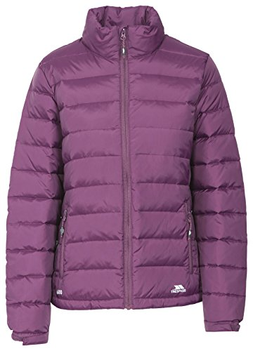 Trespass Letty, Blackberry, S, Warme Daunenjacke 80% Daunen für Damen, Small, Violett / Li Preisvergleich