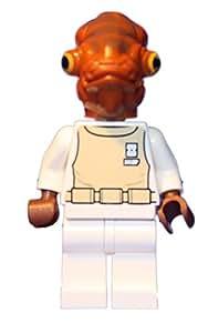 LEGO Star Wars Minifigur - Admiral Ackbar