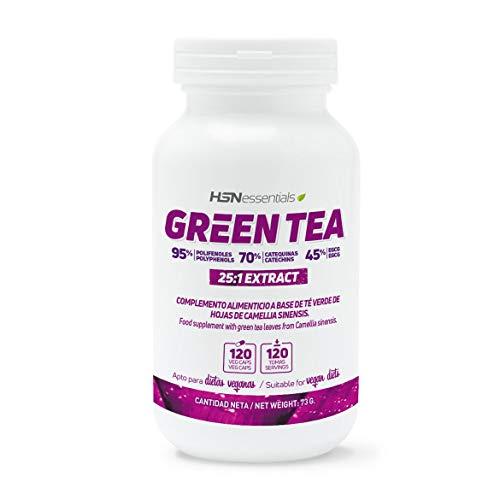Té Verde HSN Essentials | Green Tea 500mg | Para