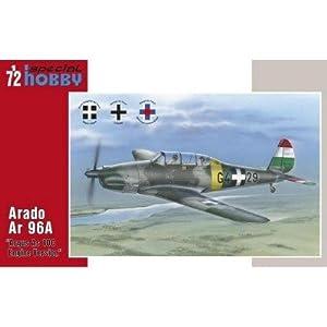 Unbekannt Special Hobby sh72325-Maqueta de Arado ar96a