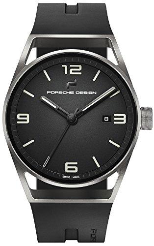 Porsche Design 1919 Datetimer Eternity Automatik Uhr, 6020.3.01.003.06.2