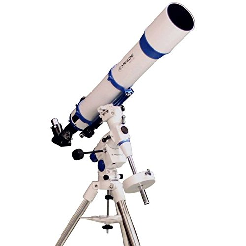 Telescopio refractor acromático Meade LX70 R5 120/1000