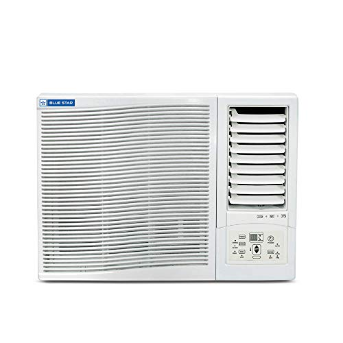 Blue Star 3WAE081YDF Window AC (0.75 Ton, 3 Star Rating, White)