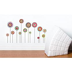 Mia & Co MIA903 Jodhpur Peel and Stick Wall Decals