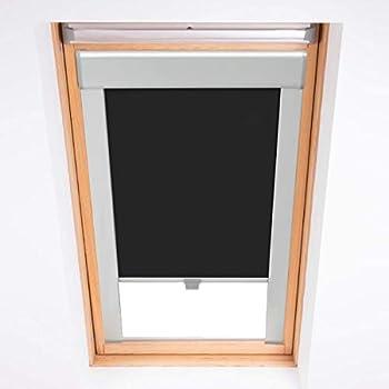 Amazon.de: Purovi® Thermo Sonnenschutz für Dachfenster