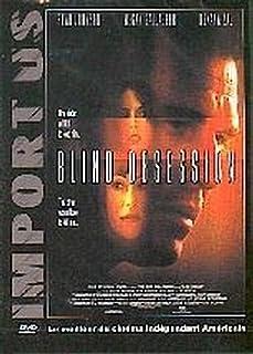 Blind Obsession [Region 2] by Brad Johnson