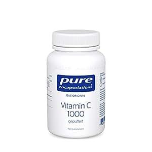 PURE ENCAPSULATIONS Vitamin C 1000 gepuff.Kps. 90 St Kapseln