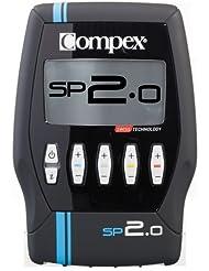 ELECTROSTIMULATEUR COMPEX SP 2.0 + 4 sachets d'électrodes