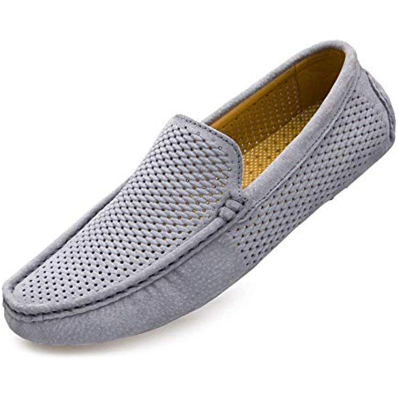 Oudan Chaussures Mocassins pour Hommes, Oxfords légers : pour Hommes (coloré : Grau, Taille : légers 39 EU) - B07KG95DNY - 022933