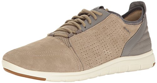 Geox U Xunday 2fit B, Baskets Basses Homme Beige (Sand/Greyc0841)