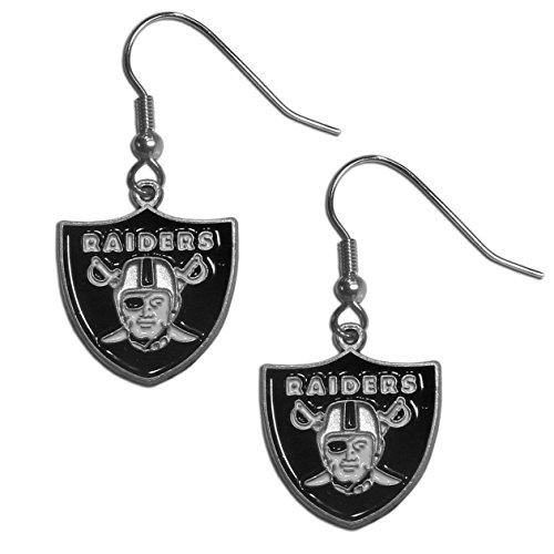 nc. NFL Oakland Raiders Ohrringe ()