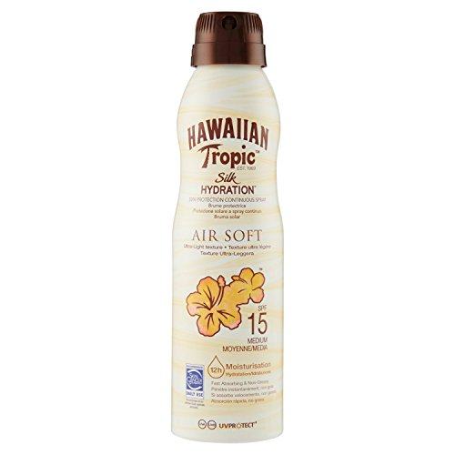 Hawaiian Tropic Bruma Silk Hydration Air Soft - Loción