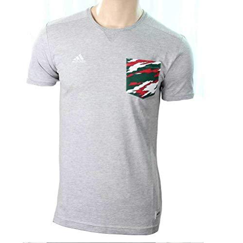 adidas AC Milan SF Tee [Grey] - Small -