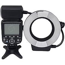 Meike 14EXT-C Flash Anular Macro Canon