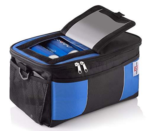 Rockland Kochtopfset Guard Isolierte 16Kann klappbar Weiche Kühltasche mit hartem Einsatz und Einfachen Zugang für Picknick, Camping, BBQ, Gym, Mittagessen oder Strand. -
