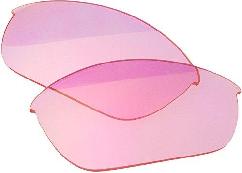Ersatz-Objektive für Oakley Half Jacket 2.0Sonnenbrille, Light Pink Mirror