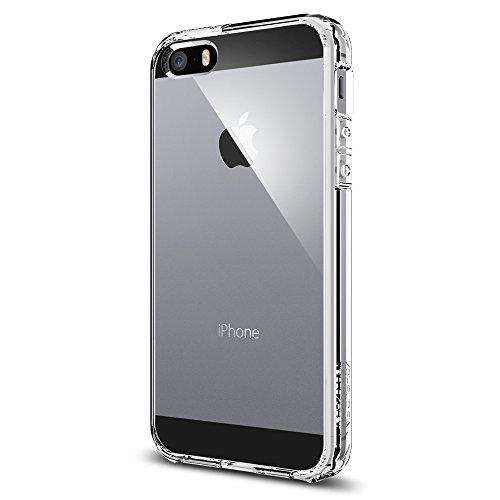 SPIGEN iPhone 5S / 5 Case Ultra Hybrid (SGP10640) (Crystal Clear)