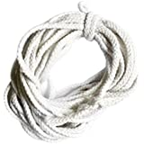 Gazechimp 5mm 10 Meter Verdrehtes Baumwollseil Seil