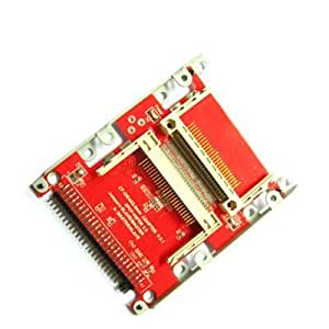 Adaptare 48002 Adapter Board-CF Memory Card to 2 x 6.4 CM (2.5 Inches)/IDE 44–Pin Male