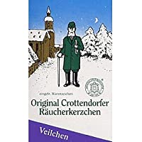Original Crottendorfer Räucherkerzen Veilchen preisvergleich bei billige-tabletten.eu