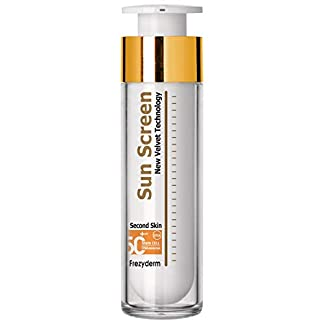 Frezyderm, Filtro solar facial (SPF 50, piel sensible) – 50 ml.