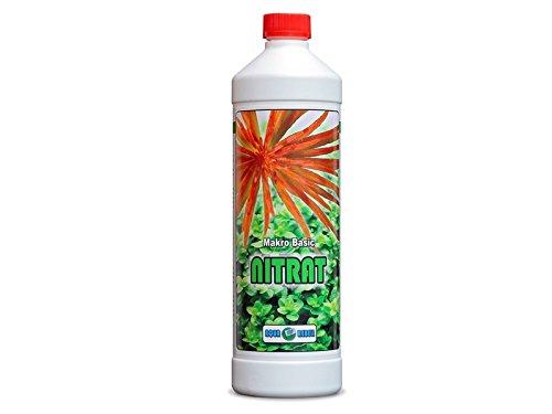 Makro Basic Nitrat 500ml I Wasserpflanzen-Dünger zur optimalen Versorgung von Wasserpflanzen im Aquarium (Nitrat Dünger)