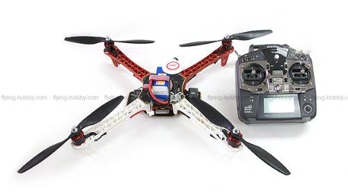 Quadricottero Drone DJI NAZA F450