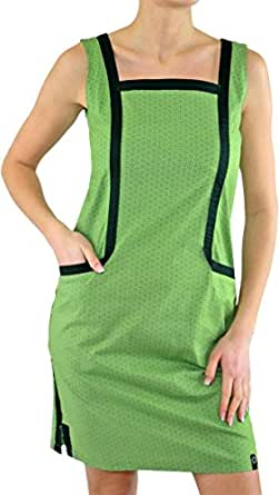 Robe zergatik bokal vert taille s