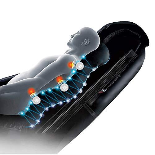 Massagesessel Komfort Deluxe mit Shiatsu-Massage – im Check - 7